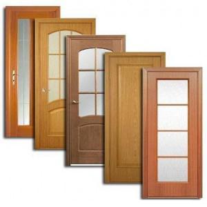 Двери, дверные блоки Вешкаймы