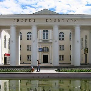 Дворцы и дома культуры Вешкаймы