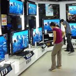 Магазины электроники Вешкаймы