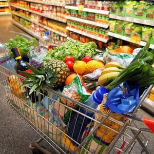 Магазины продуктов Вешкаймы