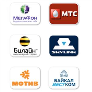 Операторы сотовой связи Вешкаймы