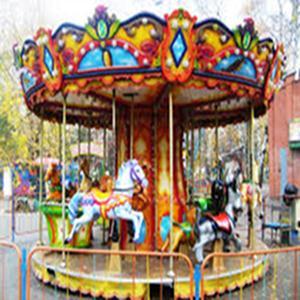 Парки культуры и отдыха Вешкаймы