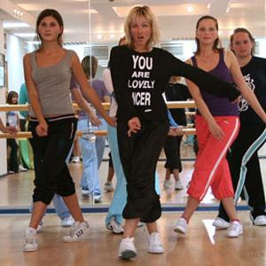 Школы танцев Вешкаймы