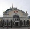 Железнодорожные вокзалы в Вешкайме