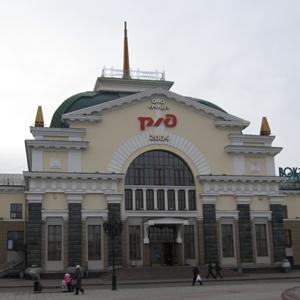 Железнодорожные вокзалы Вешкаймы